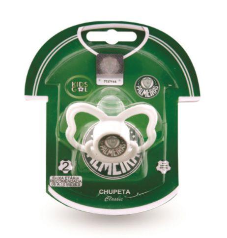 Chupeta do Palmeiras Kids Gol S2 - Cia Bebê  add95e5b06257