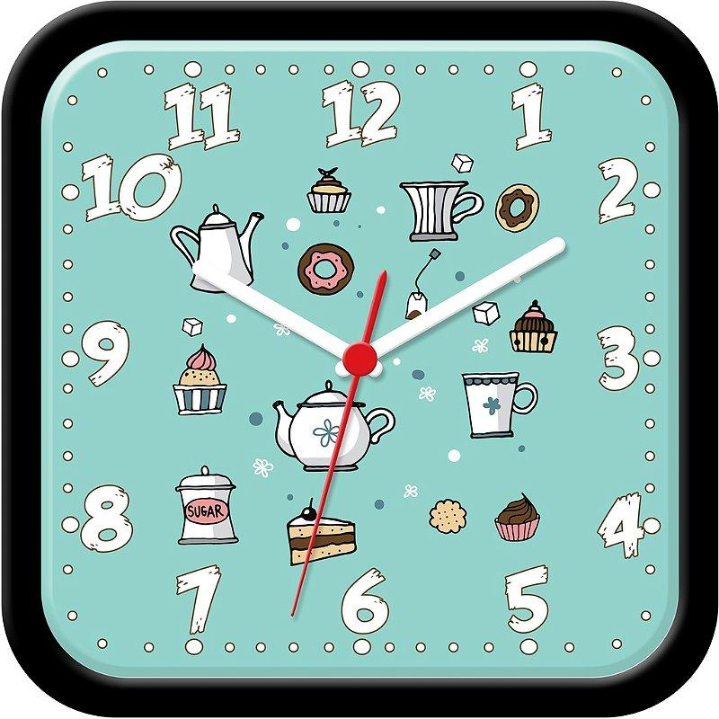 Relógio de parede divertido - Chá da Tarde