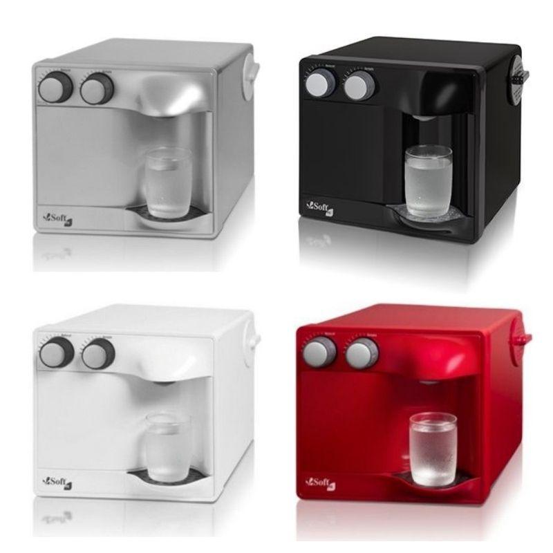 SOFT modelo FIT - cores: Branco, Preto, Prata e Cereja