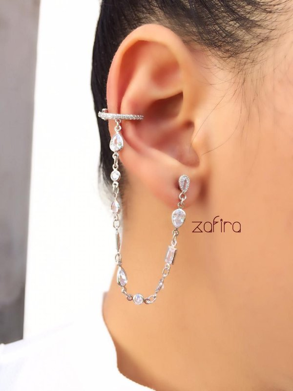 BRINCO GYPSY CORRENTE PIERCING FAKE