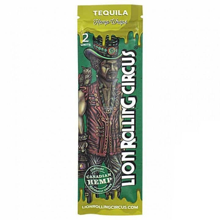 Blunt Lion Rolling Circus - TEQUILA