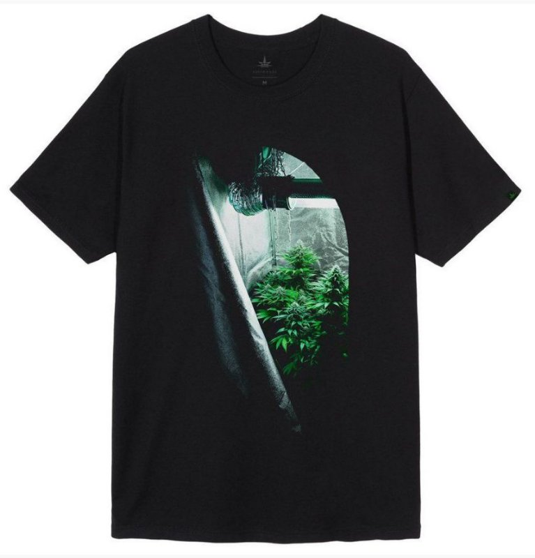 Camiseta 420 Friends Grow Tent