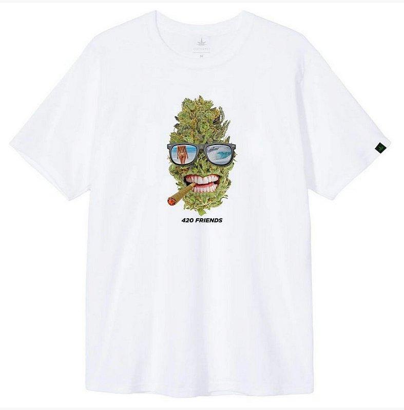 Camiseta 420 Friends Bud Life