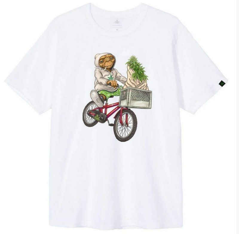 Camiseta 420 Friends ET Stoner