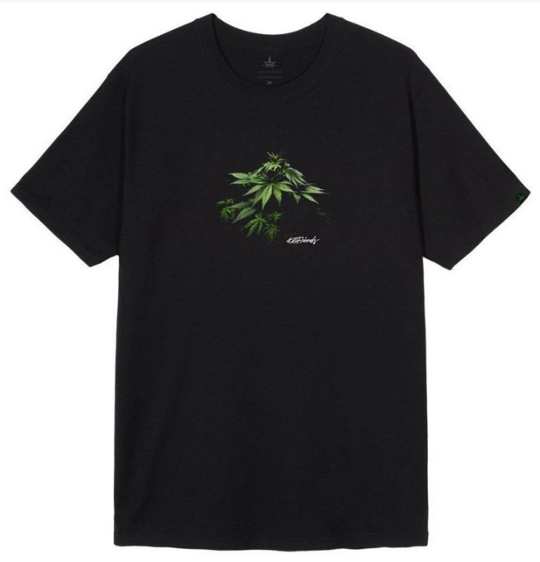 Camiseta 420 Friends Flowering