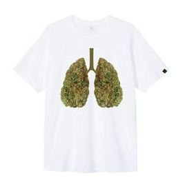 Camiseta 420 Friends Nug Lungs