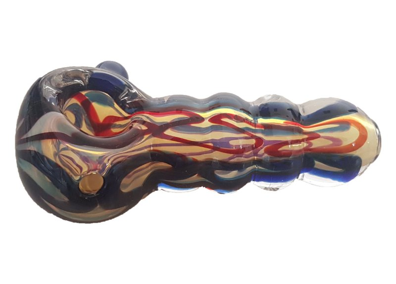 Pipe Glass Waves