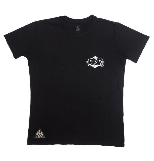 Camiseta Squadafum SDF Preta