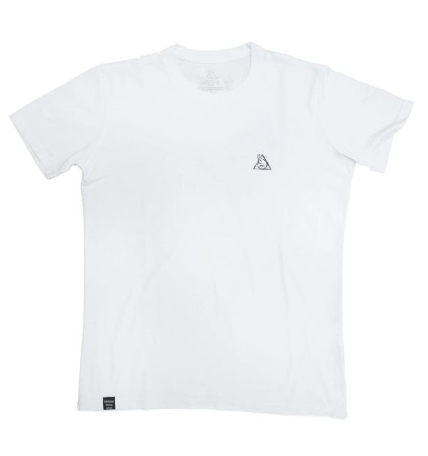 Camiseta Squadafum Logo Branca