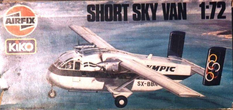 Resultado de imagem para 1/72 heller kiko short skyvan