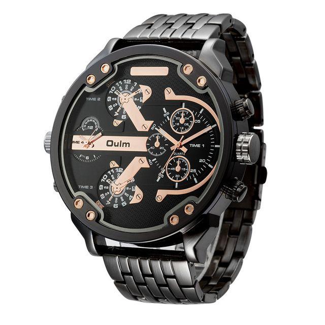 3a44c609813 Relógio Oulm Big Watch - Dali Relógios