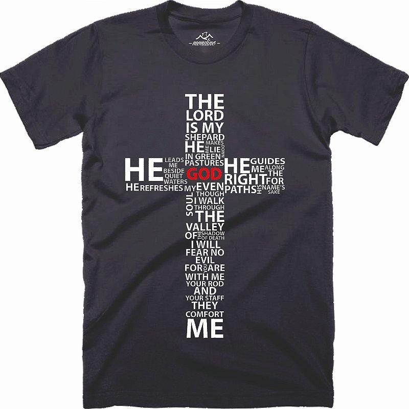 Camiseta GOD - Mondine