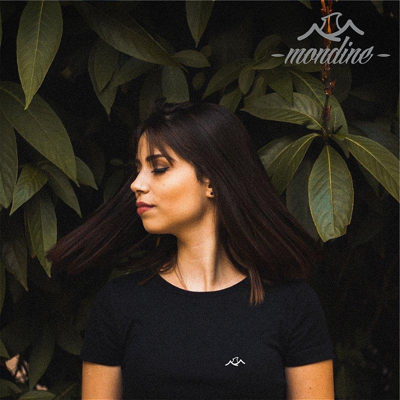 Camiseta Baby Look Básica - Feminina - Mondine