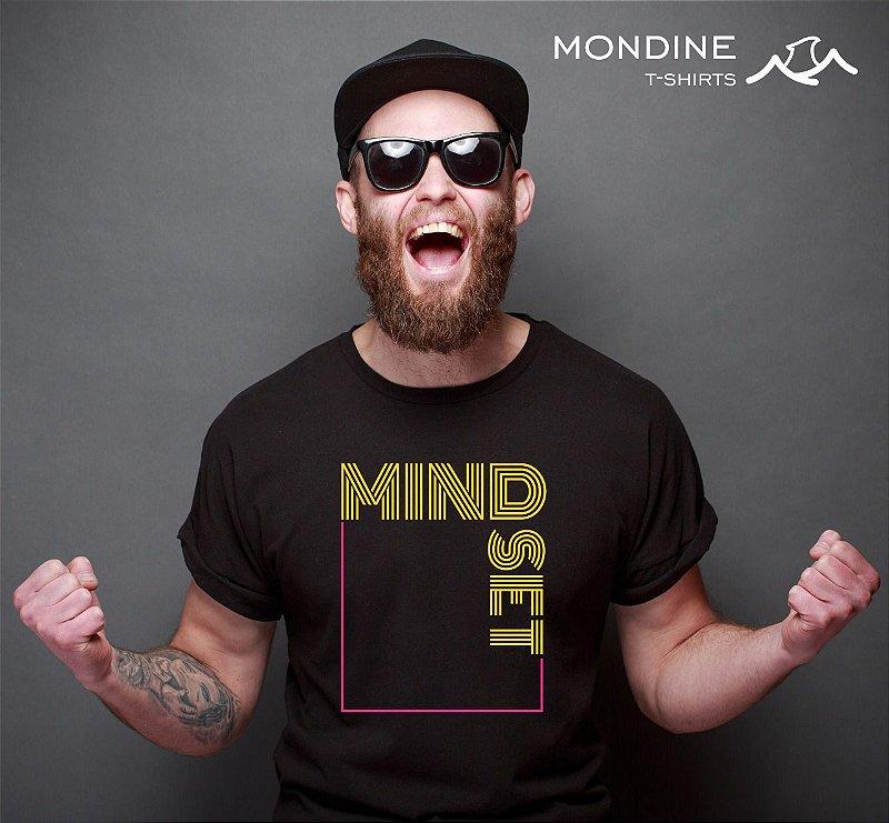 Camiseta Mindset - Masculina - Mondine