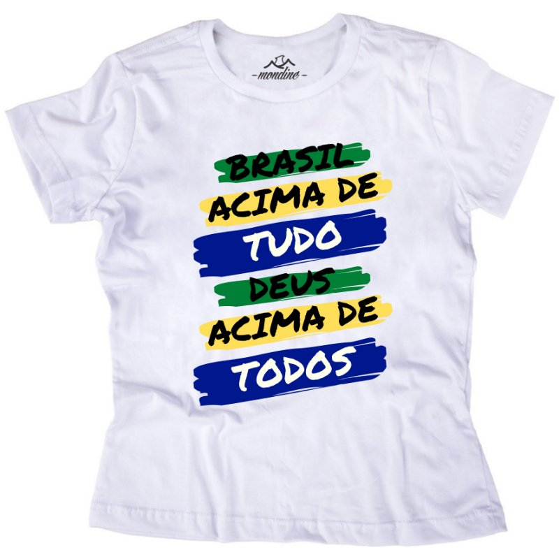 Babylook - Brasil Acima de Tudo, Deus Acima de Todos