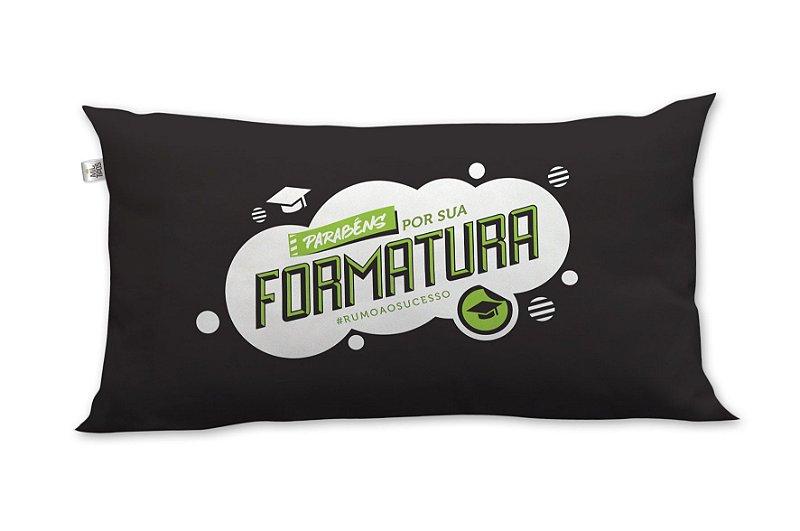 ALMOFADA PALITO FORMATURA -PRETA