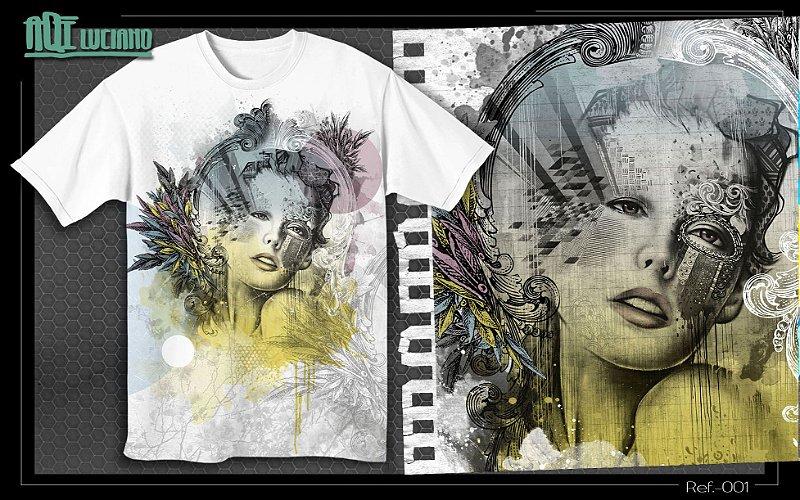 Camiseta 001