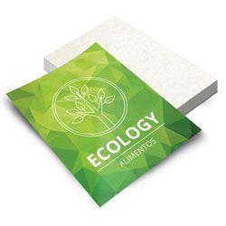 Flyer 10X15cm - Papel Couche 90g - 4X0 Cores -5000un