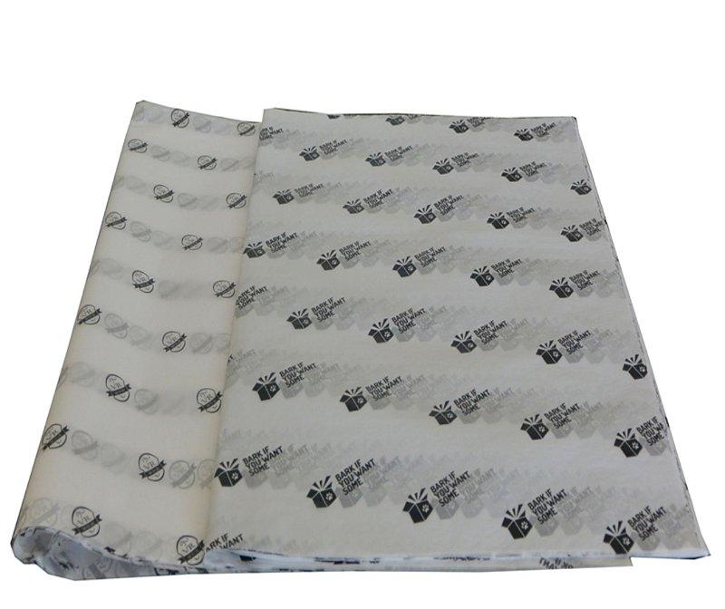 Papel de Seda Personalizado - 50x35cm - 1500fls