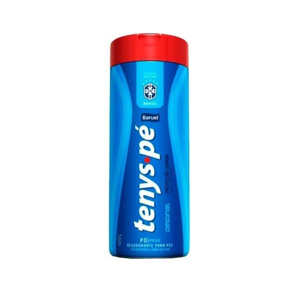 Desodorante Antisséptico em Pó para os Pés Original 100g - Tenys Pé