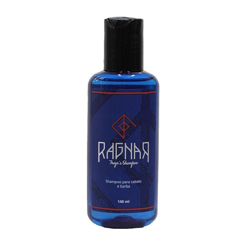 Shampoo para Cabelo e Barba Freyr's 140ml - Ragnar