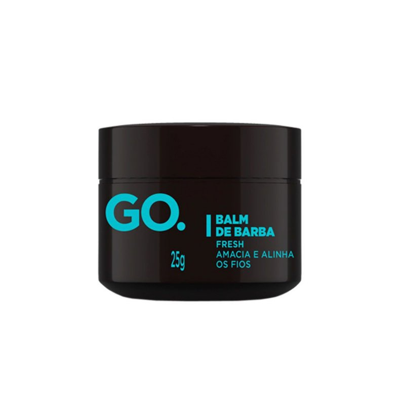 Balm de Barba Fresh 25g - Go.