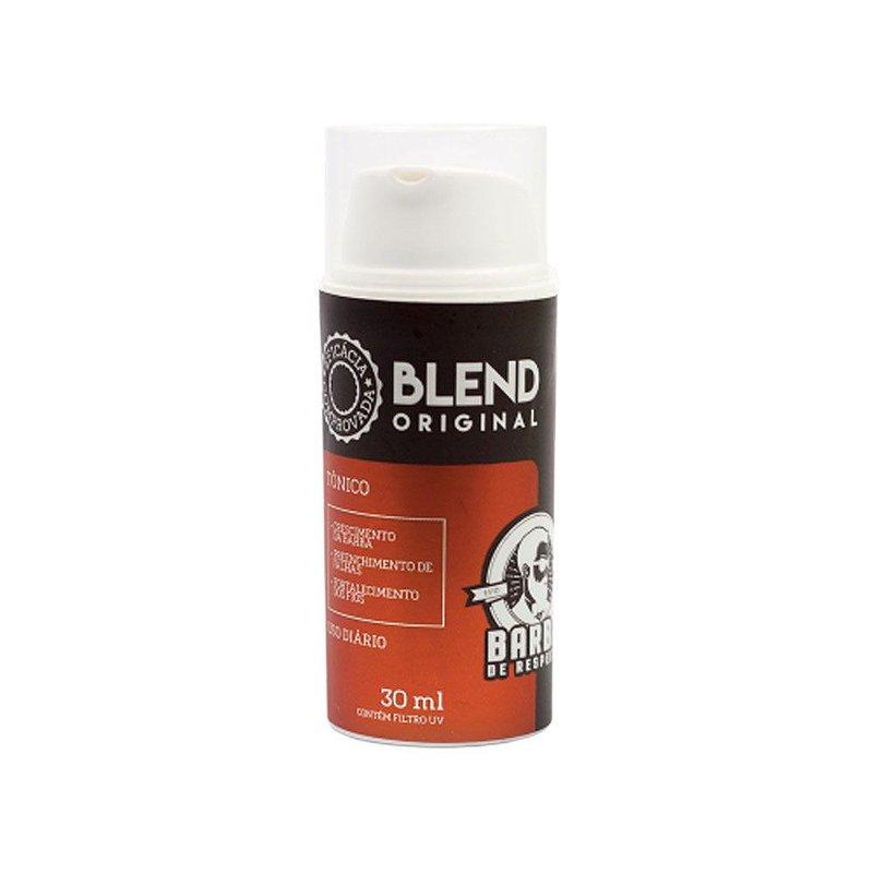 Blend para Crescimento de Barba Original 30ml - Barba de Respeito