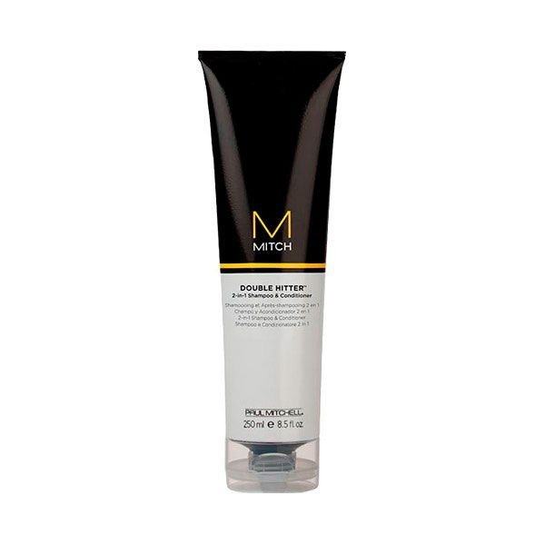 Shampoo e Condicionador Double Hitter 250ml - Paul Mitchell Mitch