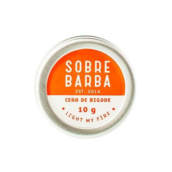 Cera de Bigode Light My Fire 10g - Sobrebarba