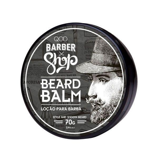 Loção para Barba Beard Balm 70g - QOD Barber Shop