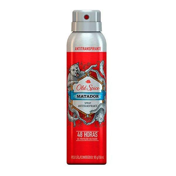 Desodorante Antitranspirante Matador 150ml - Old Spice