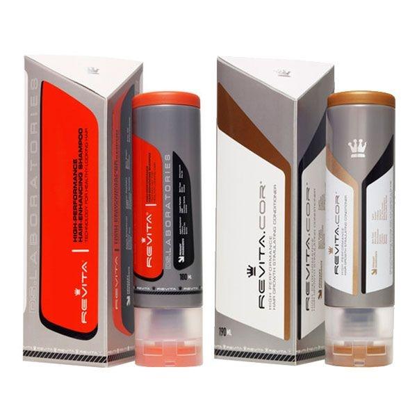 Kit Shampoo + Condicionador Anti-Queda Revita - DS Laboratories