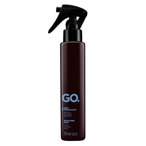 Spray Fixador Matte 100ml - Go.
