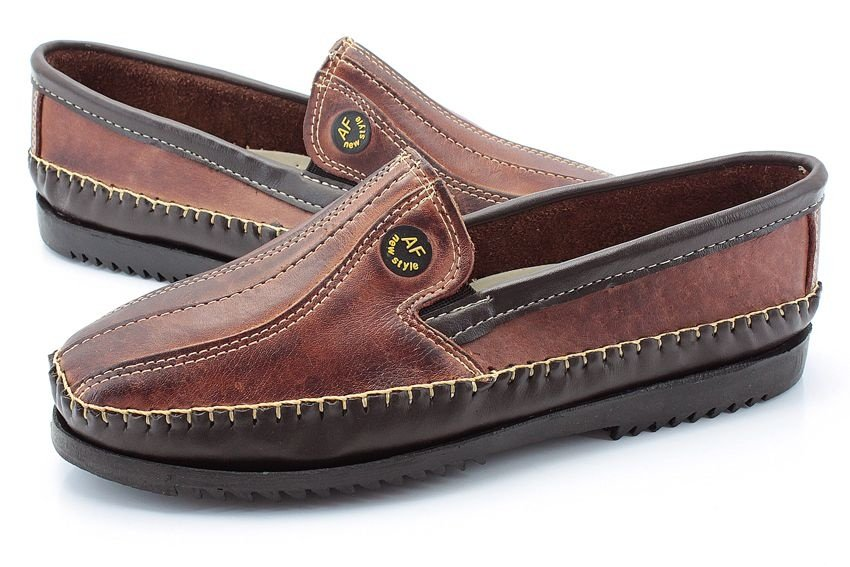 7e37b98d8 Sapato Casual Masculino Couro Sapatilha Marrom. Código  1054. Sapato Casual  Masculino Couro Sapatilha Marrom