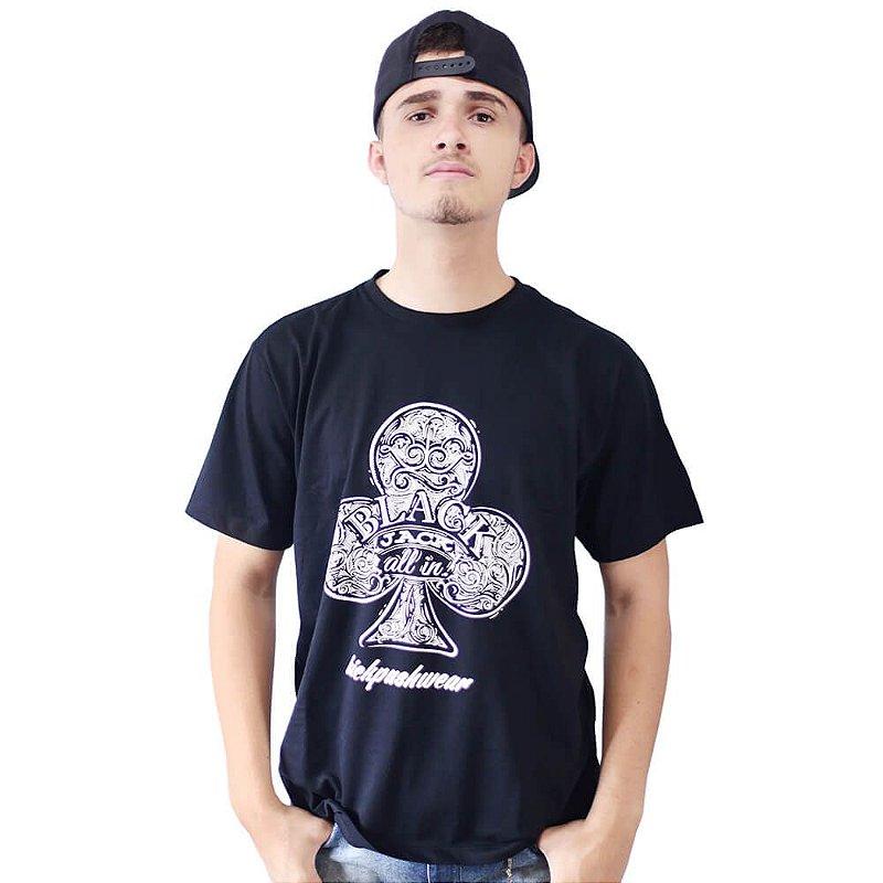 Camiseta Black Jack