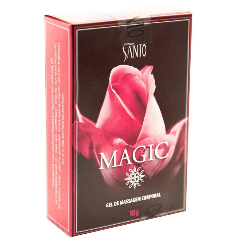 MAGIC ADSTRINGENTE NATURAL SANTO