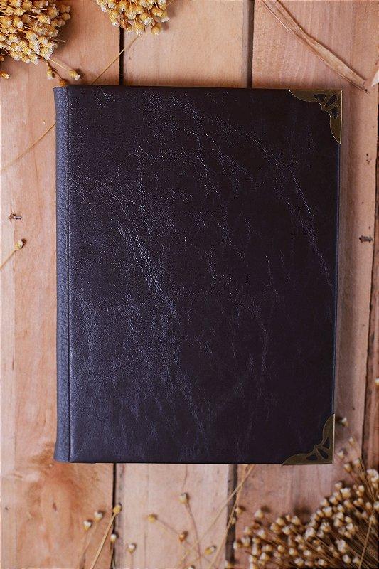 Caderno da vida - Caderno artesanal formato A5 - miolo em pólen bold