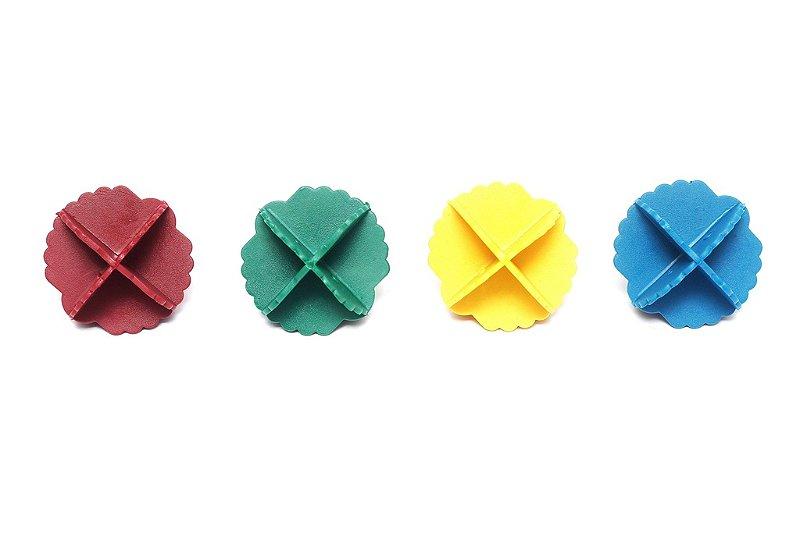 BOLINHA PVC (4 UNIDADES)