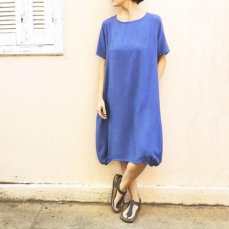 Vestido Riviera Azul Navy