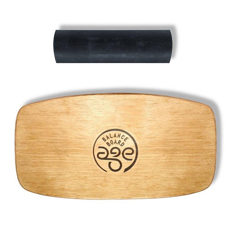 Prancha de Equilibrio 15mm com Tubo 12mm