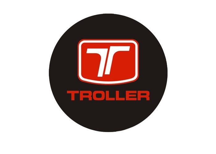 CAPA DE ESTEPE - Logo Troller Oficial. (4013201121AA)