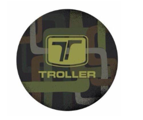 CAPA DE ESTEPE - Logo Troller Verde. (4013201119AA)