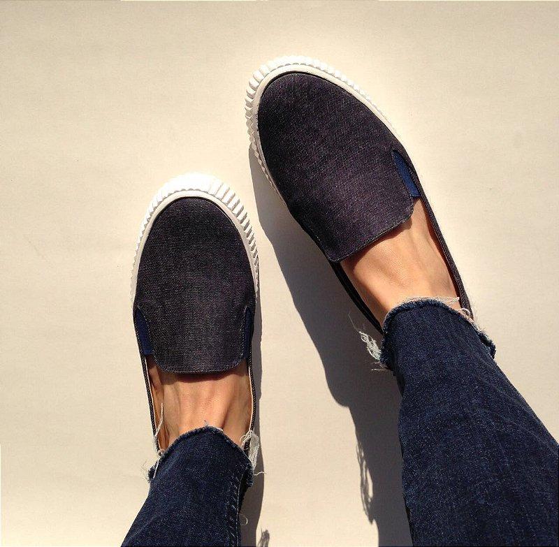 Slip On Jeans