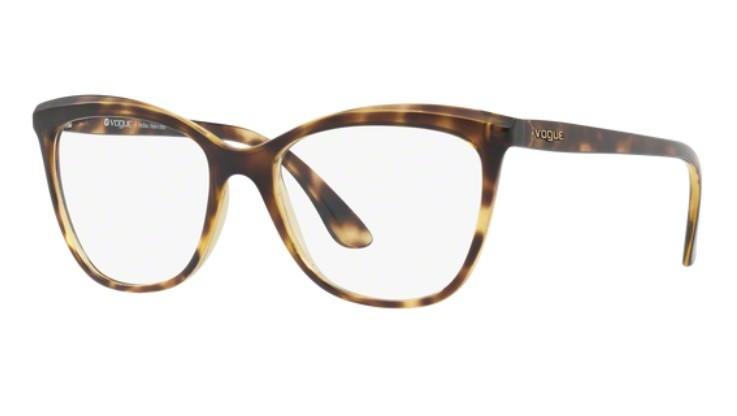 83923a282 Armação Óculos de Grau Vogue Feminino VO5188L 2590 - Ótica Quartz