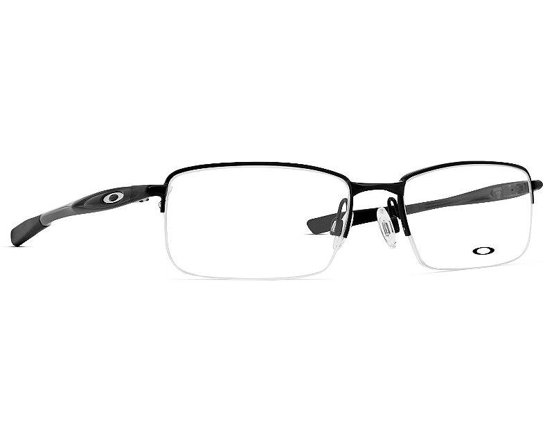 Armação Óculos de Grau Oakley Masculino OX3167L 01 Ótica d2c7a06f27
