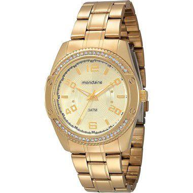ab472f47f8f ATACADO Relógio Feminino Mondaine Analógico Casual 94624LPMVDE1. ATACADO  Relógio ...