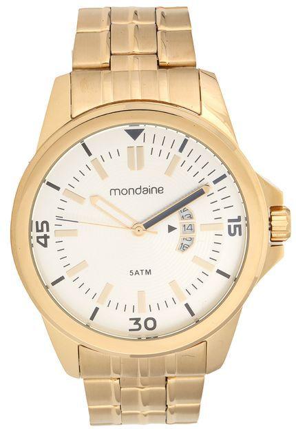 5a53f328ee0 ATACADO Relógio Mondaine 78695GPMVDA2 Dourado - Atacado Atlantis ...