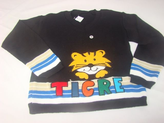 Blusa Tigre - Nova!