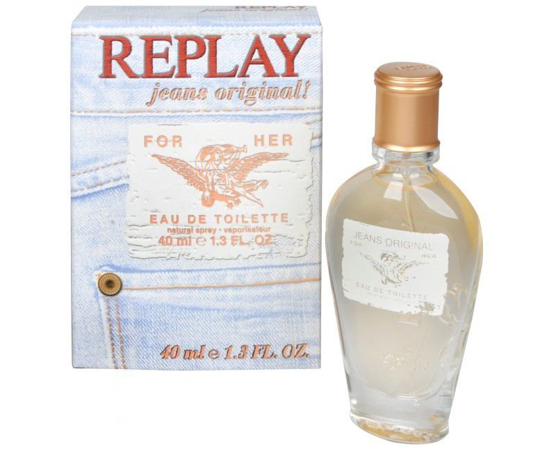 Perfume Replay - 40 ml - Novo!
