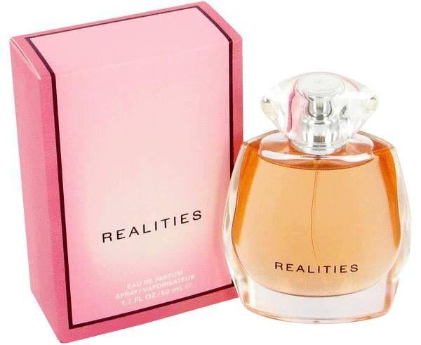 Perfume Realities - 50 ml - Novo!